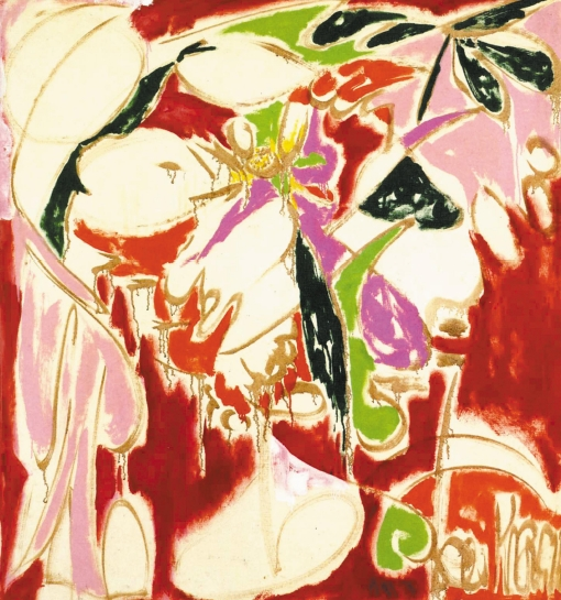 Lee Krasner And Women S Innovations In American Abstract Painting Woman S